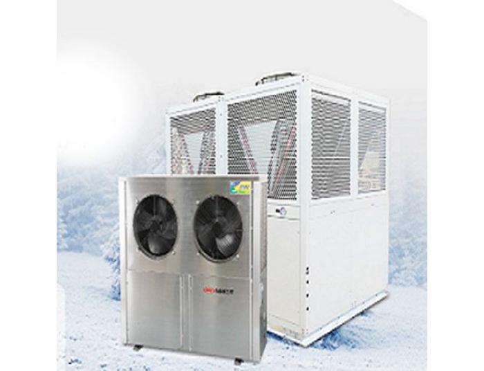 许继暖之郎空气能温热水热泵