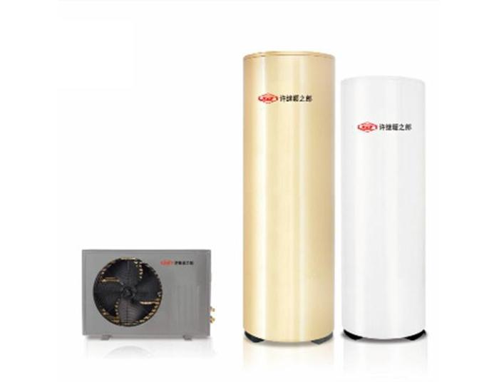 暖之郎家用空气能热水器
